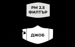 Маска с филтър